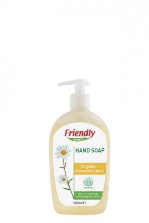 Натурален бебешки сапун за ръце с екстракт от лайка 500 мл.